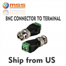 BNC Connector To Terminal AC-009M