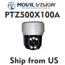 """5"""" PTZ 30X 480TVL Analog Camera 100m Array IR PELCO D Zoom Outdoor"""