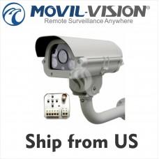 """600 TVL Camera 1/4"""" SONY CCD 300X ZOOM WITH IR UP 265ft/ 80 METERS CMZ600X300IR"""