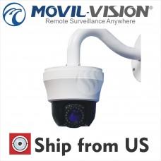 """4"""" Mini Indoor Security PTZ High Speed Camera 600 TVL PTZ480X100IR"""